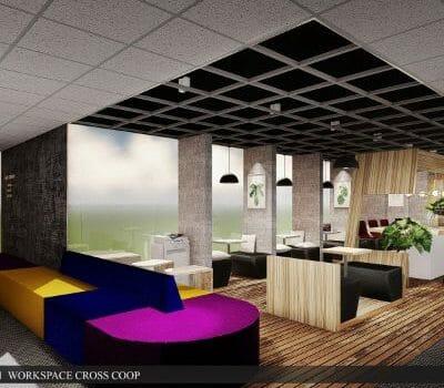 Office space for rent Vincom Center