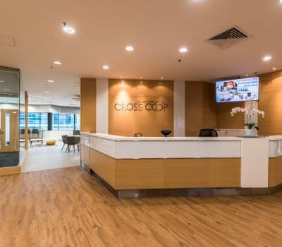 Robinson Road Singapore Office Space