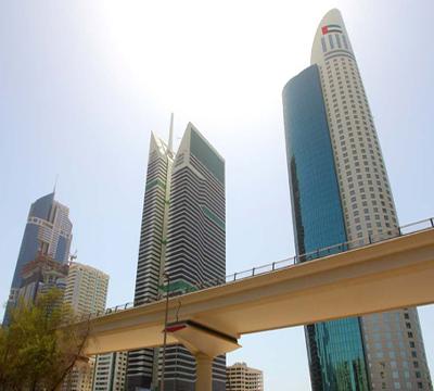 Dubai, Nassima Tower