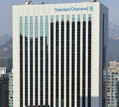 Seoul Korea First Bank