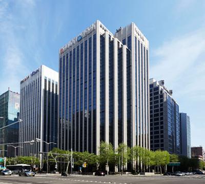Seoul Gangnam Haesung Building