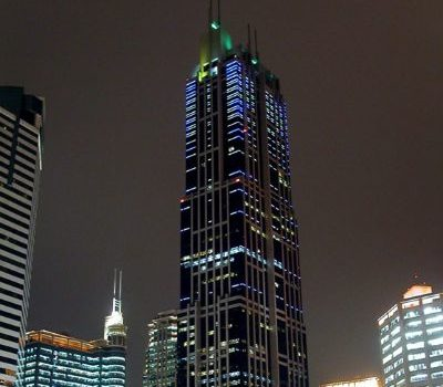Hong Kong New Tower Puxi Shanghai office space for rent