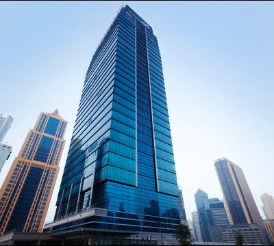 Reef Tower- Dubai