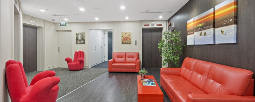 Fully Renovated Office Suites