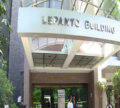 Lepanto Building