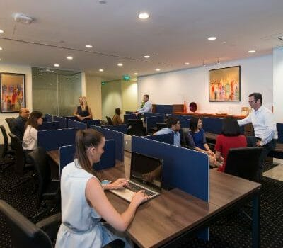 Serviced Office Singapore