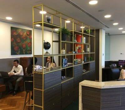 MRT Office Space