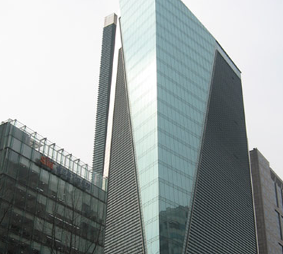 Gangnam Posco P&S Tower Office Space