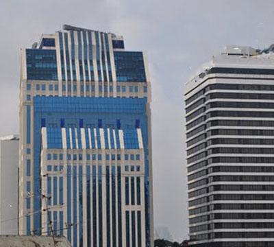 Two Pacific Place Building