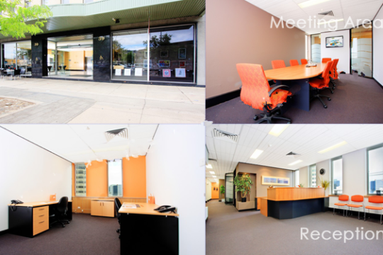 Canberra City Synergy Serviced Office
