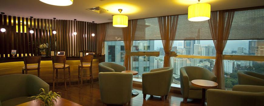 Saigon Trade Office Space