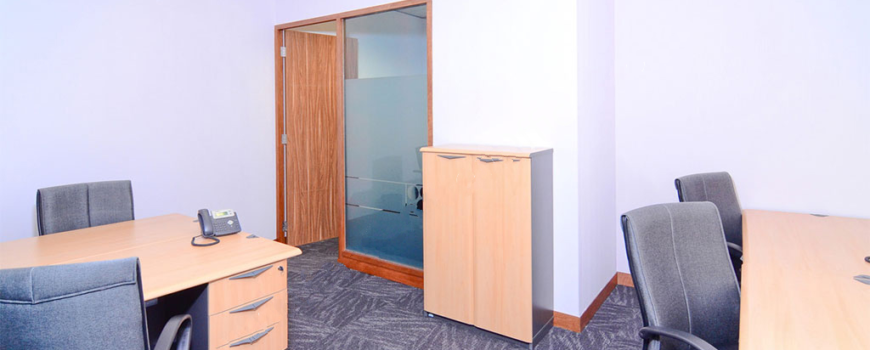 Allianz Tower Office Space