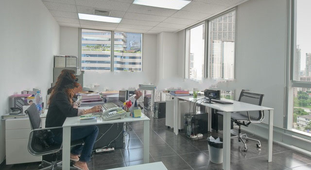 RSU Tower Serviced Office