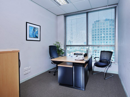 Private Office room Singapore