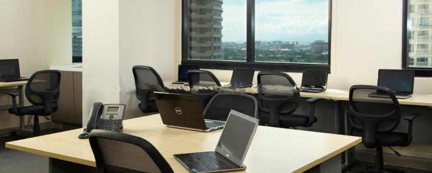 Ayala Avenue Office Space