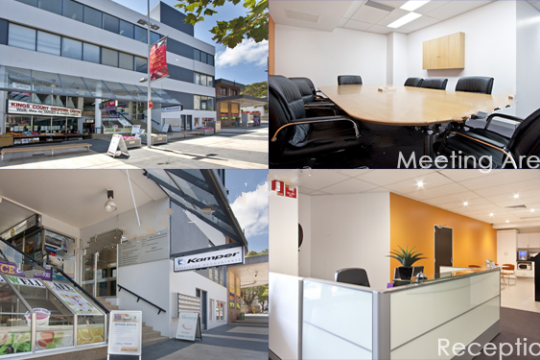 Synergy Serviced Office – Rockdale