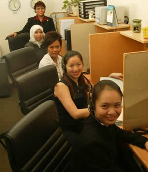 Office Space Saigon Trade Centre