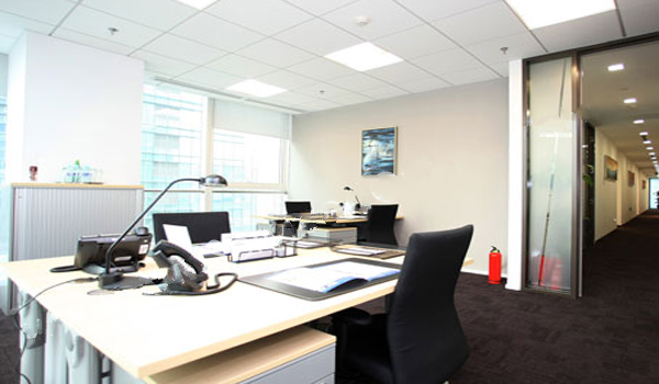 Beijing Serviced Office Space