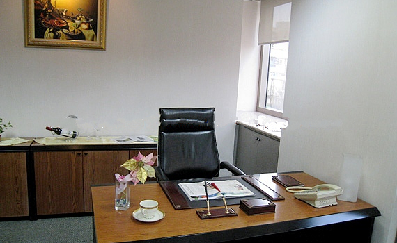 Taipei Hsin Yi Business Office Space