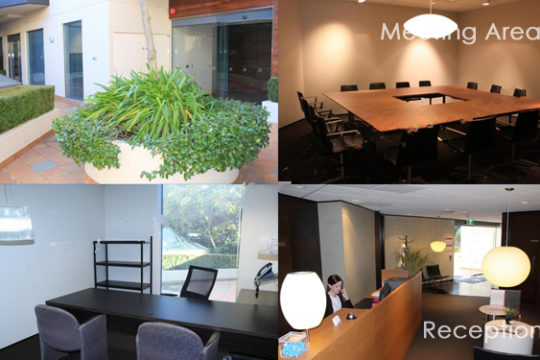 Kingston Synergy Serviced Office