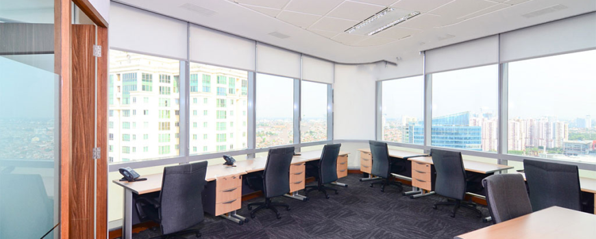Allianz Tower Serviced Office Space