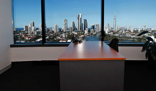 Australia Serviced Office Space