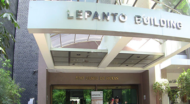 Lepanto Building Office Space