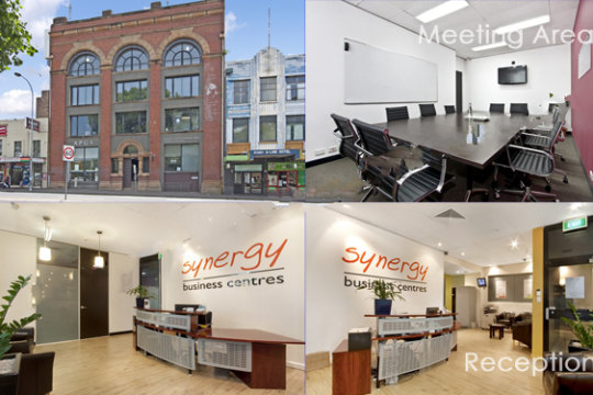 Synergy Serviced Office – Broadway