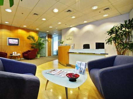 Workspace Reception Services Singapore