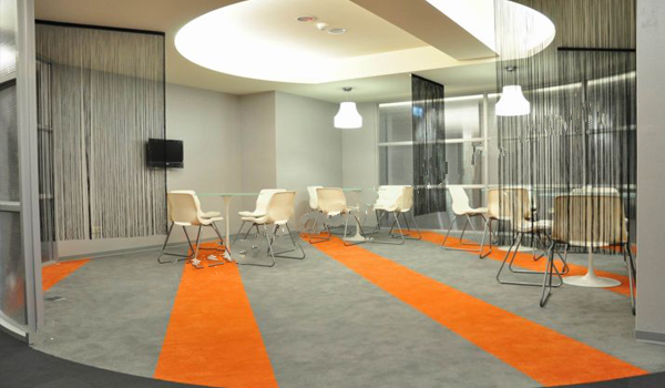 Singapore Office meeting rooms