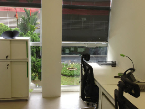 Furnished office space Singapore