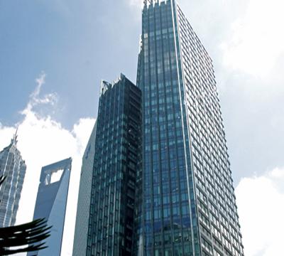 Shanghai BEA Finance Tower
