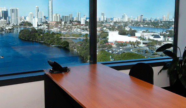 Australia Shared Office Space