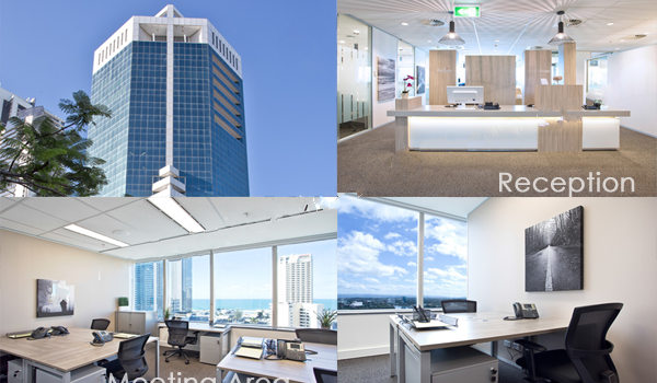 Gold Coast Serviced Office Space