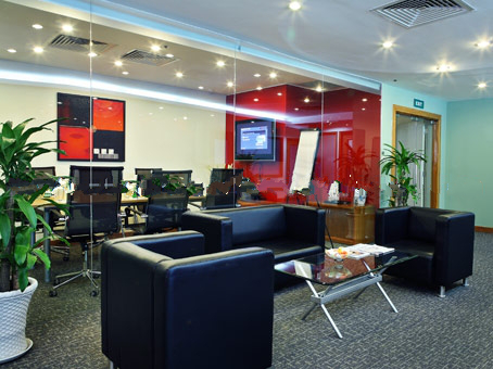 Serviced Office Space For Rent