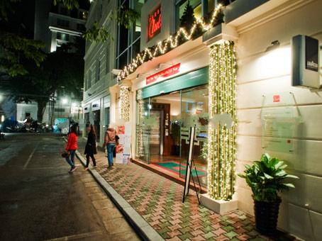 Hanoi Serviced Office