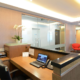 Allianz Tower Co-working Office