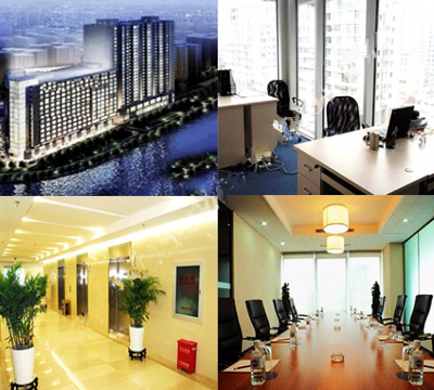XiZhiMen River Business Center