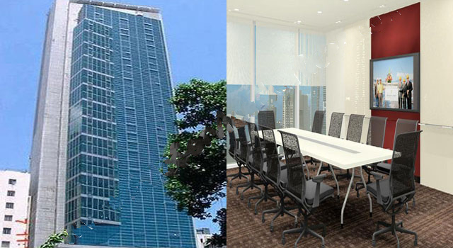 Office For Rent at Sun Life Centre