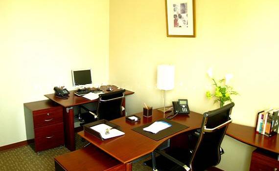 Taipei City Office Space