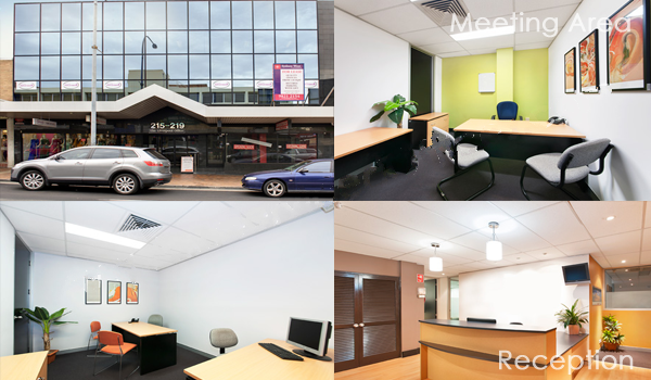 Sydney Office Space For Rent