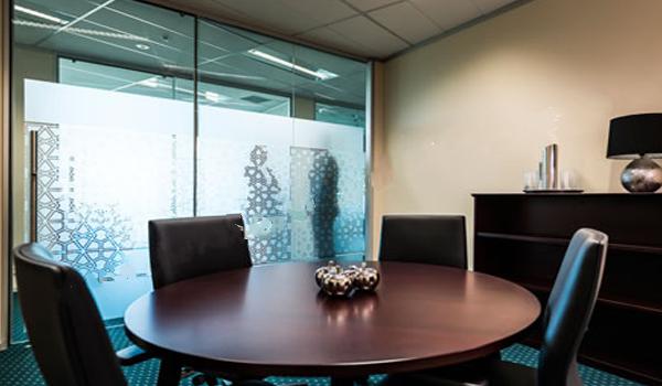 Deloitte Building Office Space