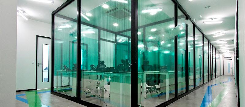 Air conditioning workroom Singapore