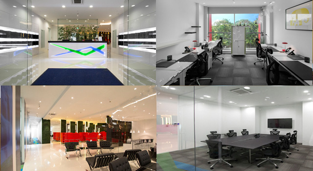 Serviced Office Space Singapore