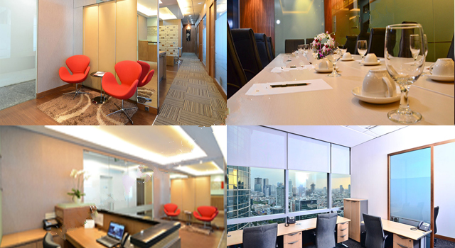 Allianz Tower Office On Lease