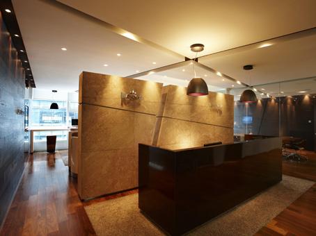 Seoul Center Office area