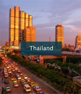 Thailand Office Spaces