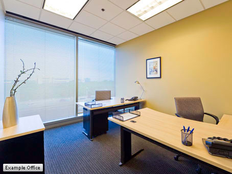 Tokyo Serviced Office Space
