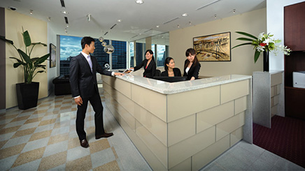 Japan Serviced Office Space