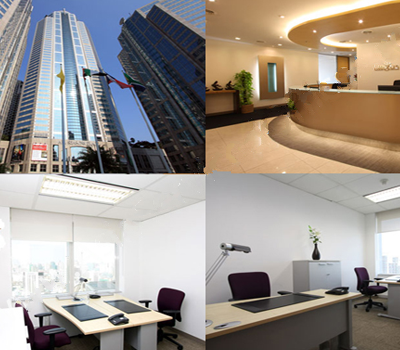 Office place in Bangkok CRCA Tower